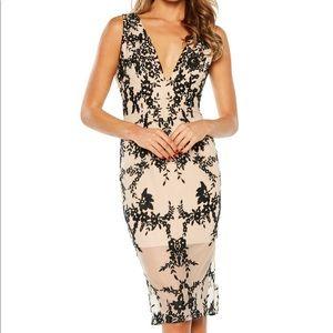 Sexy Bardot Body con Dress